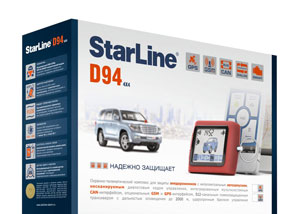 StarLine D94 CAN GSM